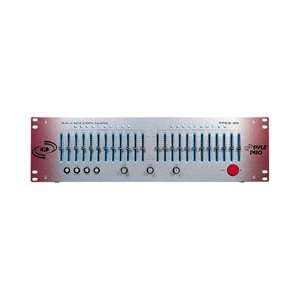 12 Band Graphic Equalizer Electronics