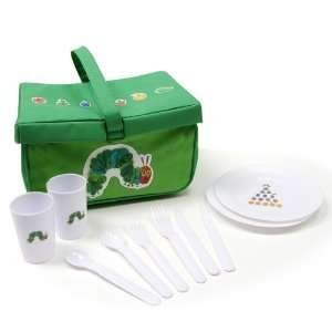 Giant Tree House Hungry Caterpillar Picnic Basket Set Toys & Games