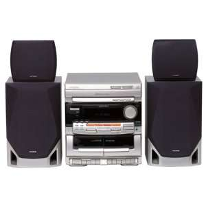 Koss HH980 Compact Stereo System Electronics