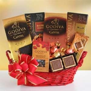 Godiva Gourmet Chocolate Valentines Day Gift Basket