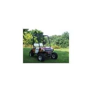 JAKES Upper Brush Guard fits Club Car DS Golf Cart 1981 & Up