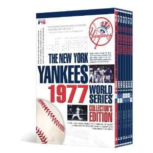 Yankees 1977 World Series Collectors Edition DVD