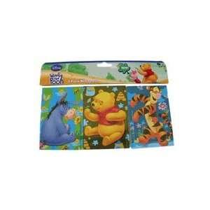 Disney Winnie The pooh & Friends Notepad   3 pk Notepads set  Toys