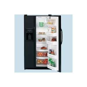 by Side Refrigerator w/ electronic touch temp. controls Electronics