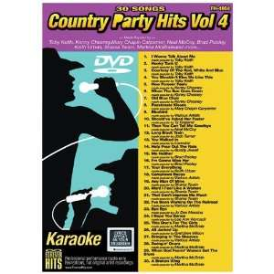 Forever Hits 4904 Country Party Hits Vol 4 (30 Song DVD