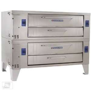 602 78 Gas Double Deck Oven   SUPERDeck Series Home & Kitchen