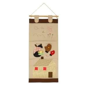 Sunny Day]/Wall Hanging/Wall Organizers/ Wall Pocket/ Baskets/ Wall