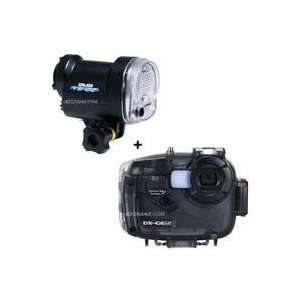 DX GE5/YS 02 Underwater Digital Camera Islander Kit