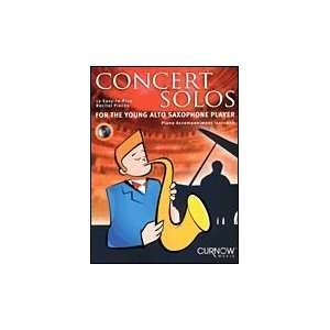 Book With CD For the Young Player Eb Alto Saxophone