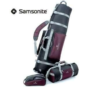 Samsonite Golf Travel Set (ColorBlack/Eggplant)