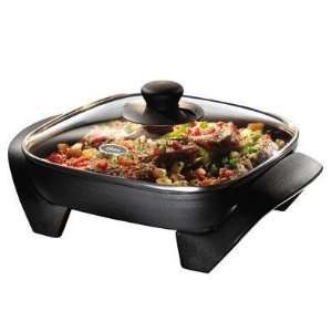 12 Electric Skillet:  Kitchen & Dining