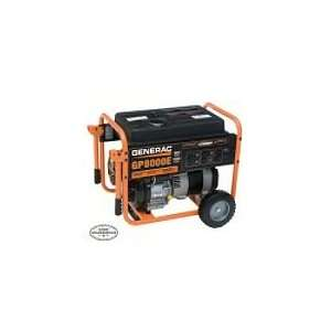 Generac 8000 Watts Electric Start Portable Generator  49