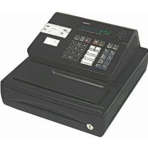 Casio Black Cabinet Design Cash Register Electronics