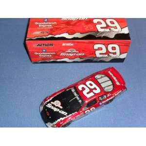 Snap on Goodrich Engines Chevy 2003 124 Scale Sock Car oys & Games