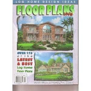 Log Home Design Ideas Floor Plans 1998 (Summer 1997