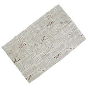 Paper Cloth English Newspaper Coffee Fonts:  Home & Kitchen