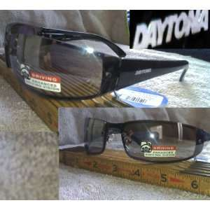 2 Pair Foster Grant Daytona Driving Sunglasses with Spring