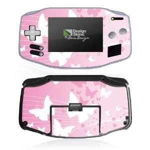 Design Skins for Nintendo Game Boy Advance   Sweet Day