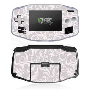 Design Skins for Nintendo Game Boy Advance   Purple Ranks