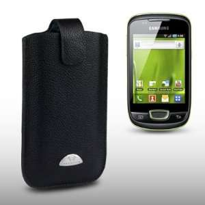 SAMSUNG GALAXY MINI S5570 TERRAPIN GENUINE LEATHER POCKET