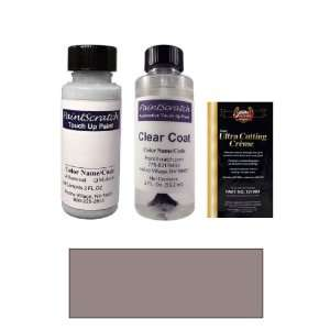 2 Oz. Medium Graphite Metallic Paint Bottle Kit for 1996