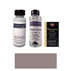 2 Oz. Medium Graphite Metallic Paint Bottle Kit for 1996