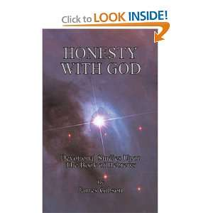 Honesty With God Devotional Studies Upon the Book of