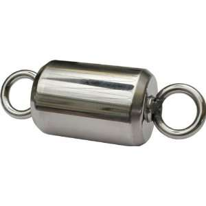 Mr S Leather Stainless Steel Ice Lock   Large   Individual