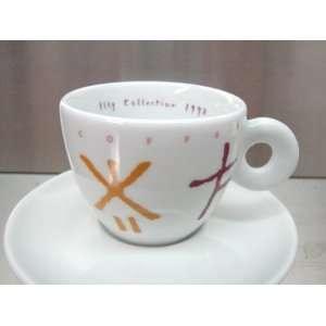Illy 1992 Arti e Mestieri Mysterious Coffee Espresso Cup Matteo Thun