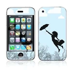Apple iPhone 2G Vinyl Decal Sticker Skin   Modern Super