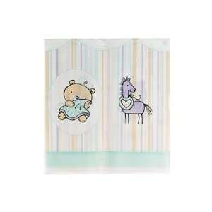 Soft Friends Paper Table Cover Toys & Games