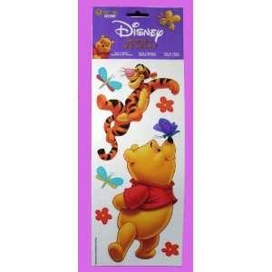 Disney   Pooh & Tiger Wall Stickers