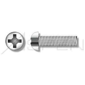 2000pcs per box) #6 32 X 3 Stainless Steel Machine Screws Round
