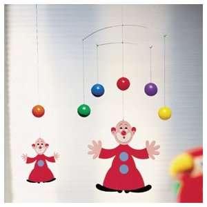 Flensted Mobiles Jugglers Apprentice Mobile Baby