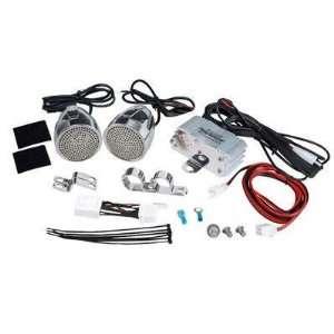 Motorcycle Audio Package Electronics