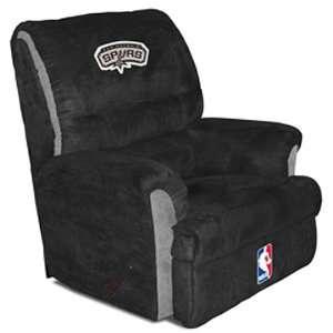 San Antonio Spurs NBA Team Logo Big Daddy Recliner Sports