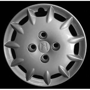 HONDA ACCORD SEDAN WHEEL COVER HUBCAP HUB CAP 15 INCH, 11 SPOKE BRIGHT