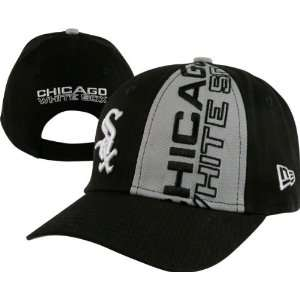 Chicago White Sox Kids New Era Big Mascot 9Forty Adjustable Hat