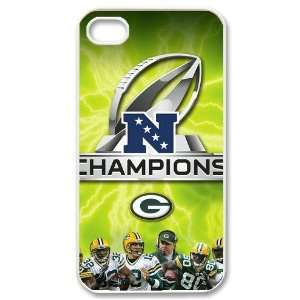 Designed iPhone 4/4s Hard Cases Packers team logo Cell