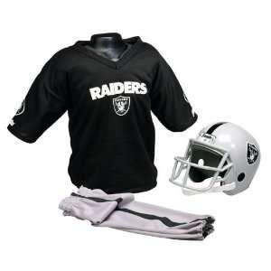 Sports Oakland Raiders NFL Youth Uniform Set