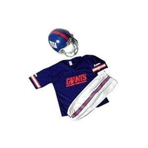 Youth NFL Team Helmet and Uniform Set (Medium)