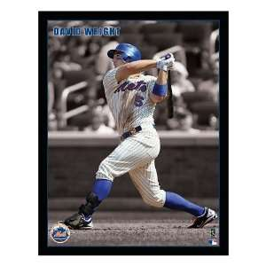 New York Mets David Wright Wall Art:  Home & Kitchen