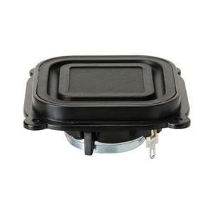 BMR12 Compact 2 Full Range Square Speaker 12W 8 Ohm Electronics