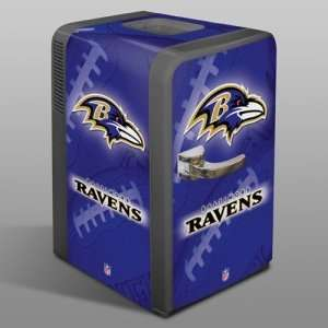 Baltimore Ravens NFL 24 Can Portable Party Fridge