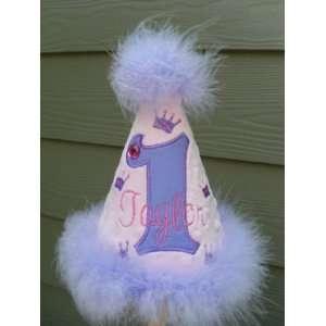 Princess Tiara Crown Birthday Party Hat Toys & Games