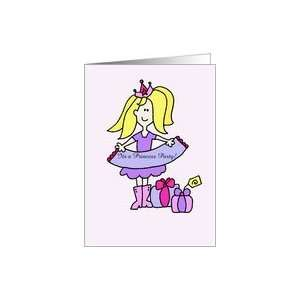 Princess Invite 10th Birthday Party Card Toys & Games