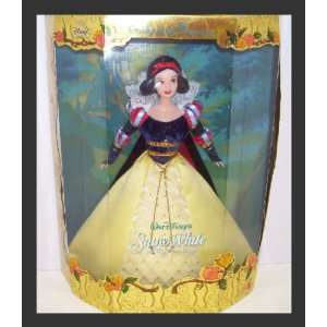 Walt Disneys Enchanted Princess Snow White Barbie Doll Toys & Games