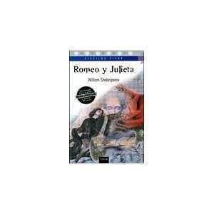 Romeo y Julieta. (Clasicos Visor) (9789875224964) Books