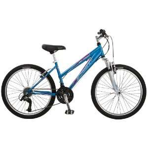 Schwinn High Timber Girls Mountain Bike (24 Inch Wheels