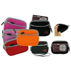Mini Neoprene Sleeve Case for Nikon Coolpix + Screen